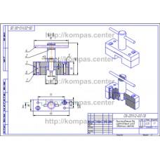СБ-Z01V2-00 - Приспособление для изготовления шайб