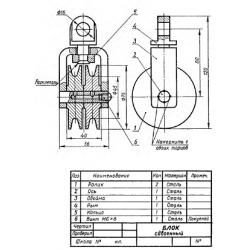 СБ-Z04V2-00 - Блок сдвоенный
