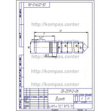 СБ-Z09V2-06 - Винт
