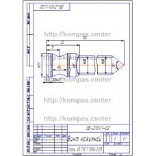 СБ-Z10V1-02 - Винт нажимной