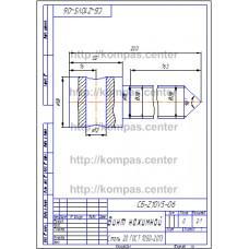 СБ-Z10V5-06 - Винт нажимной