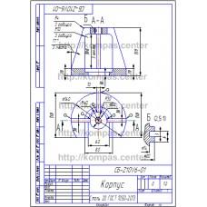 СБ-Z10V6-01 - Корпус