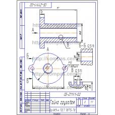СБ-Z11V1-02 - Гайка грузовая