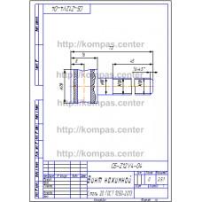 СБ-Z12V4-04 - Винт нажимной