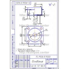 ПС-190.06.15.115.003 - Основание - чертеж