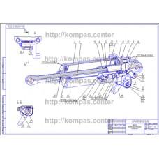 00-000.06.12.12.00 - Муфта предохранительная диметрия - чертеж