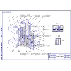 00-000.06.15.15.00 - Штамп изометрия - чертеж
