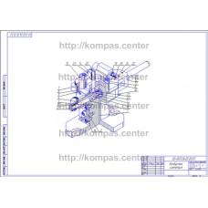 00-000.06.25.25.00 - Кондуктор изометрия - чертеж