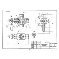 05 Гидроаппарат крановый