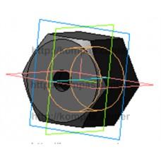 42.002 - Гайка - модель