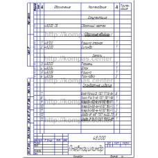 48.000 - Пневмоцилиндр спецификация