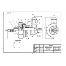 68 Пневмоаппарат клапанный Ду = 6 мм