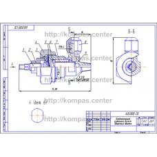 68.000 - Пневмоаппарат клапанный Ду=6мм