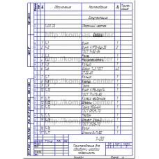 1-00 - Приспособление для обработки шаровой поверхности спецификация