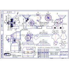 8-00 - Кондуктор с бункерной загрузкой деталей