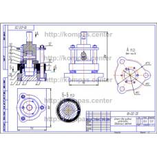 18-00 - Штамп для жидкой штамповки