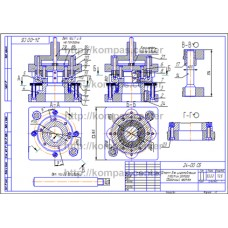 24-00 - Штамп для изготовления пластин ротора