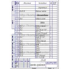 25-00 - Ограничитель грузоподъемности спецификация