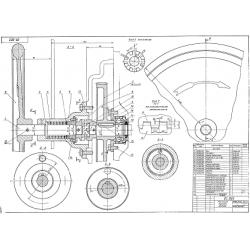 01.003 Механизм ручного привода