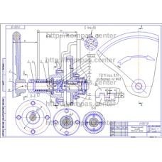 01.003 - Механизм ручного привода