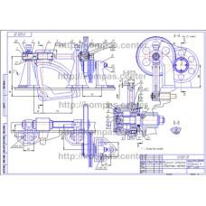 01.025 - Механизм поворота