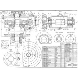 02.009 Редуктор червячный