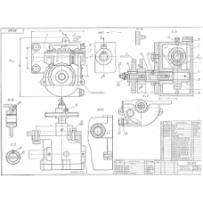 02.021 Редуктор червячный
