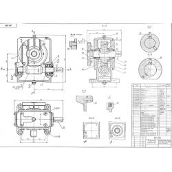 02.024 Редуктор червячный