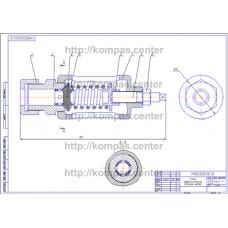 МЧ00.05.00.00 СБ - Клапан предохранительный