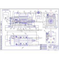 МЧ00.32.00.00 - Приспособление для нарезки сегментных шпонок