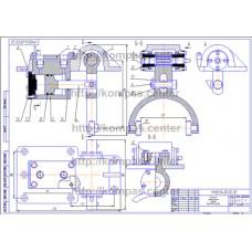 МЧ00.54.00.00 - Механизм переключения передач