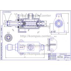 МЧ00.65.00.00 - Клапан предохранительный