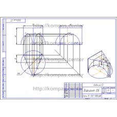 Задание 52 - Вариант 06 - чертеж