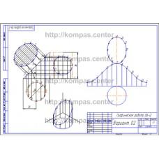 Графическая работа 06-2 Вариант 02