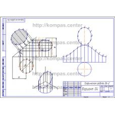 Графическая работа 06-2 Вариант 04