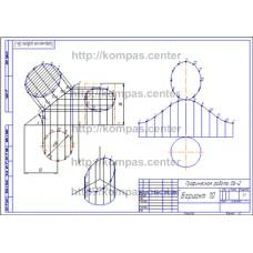 Графическая работа 06-2 Вариант 10