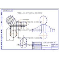 Графическая работа 06-2 Вариант 11