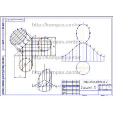 Графическая работа 06-2 Вариант 15