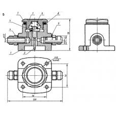 05 Клапан предохранительный
